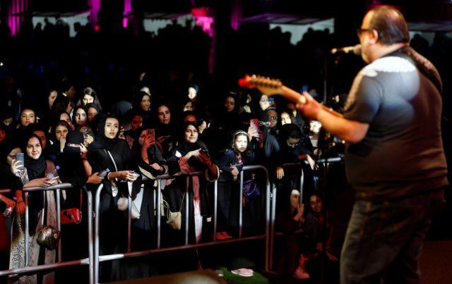 Και εγένετο Grοovz: το πρώτο φεστιβάλ Τζαζ Μουσικής στη Σαουδική Αραβία! | tanea.gr