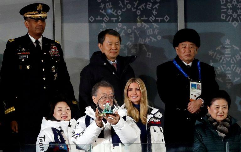 Η Ολυμπιακή εκεχειρία δεν σημαίνει την ειρήνευση στην Κορεατική Χερσόνησο | tanea.gr