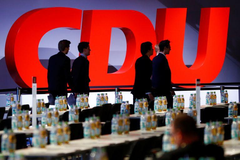 Γερμανία: Το CDU εγκρίνει τον νέο κυβερνητικό συνασπισμό με το SPD | tanea.gr
