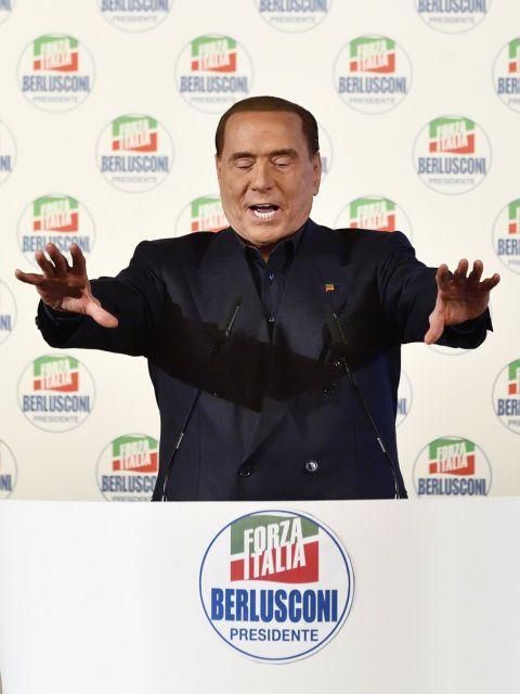 «Στην Ιταλία είχαμε τον Τραμπ 25 χρόνια πριν» | tanea.gr