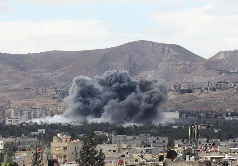 Συρία: Συνεχίζονται οι μάχες παρά την ανθρωπιστική εκεχειρία | tanea.gr