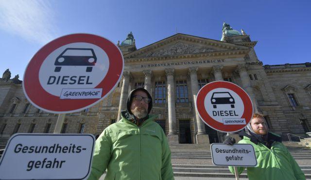 Εκτός κέντρου τα ντίζελ στις γερμανικές πόλεις   tanea.gr