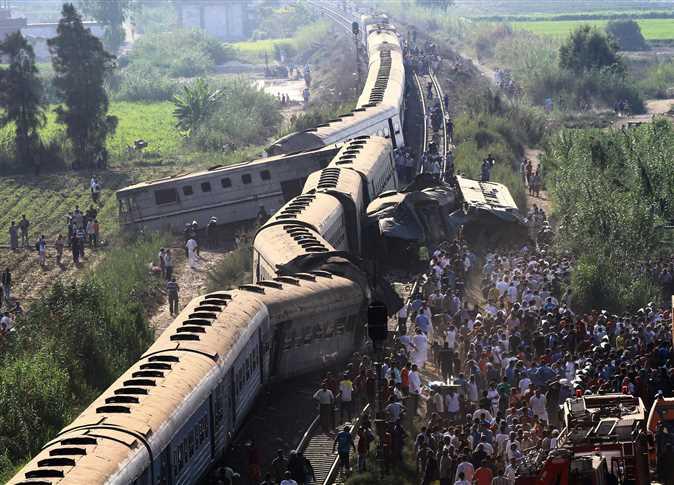 Αίγυπτος: Επτά οι νεκροί από το σιδηροδρομικό δυστύχημα | tanea.gr