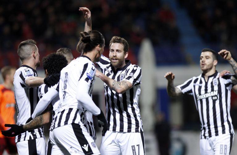 Από το πρώτο ματς στον τελικό ο ΠΑΟΚ, 3-1 τον Πανιώνιο | tanea.gr