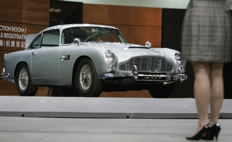 Στο σφυρί η Aston Martin του Ντάνιελ Κρέγκ   tanea.gr