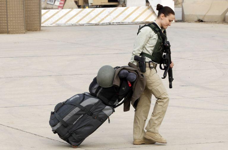 Αποσύρονται τα αμερικανικά στρατεύματα από το Ιράκ | tanea.gr