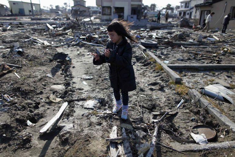 Εφτά χρόνια από το σαρωτικό τσουνάμι στην Ιαπωνία | tanea.gr