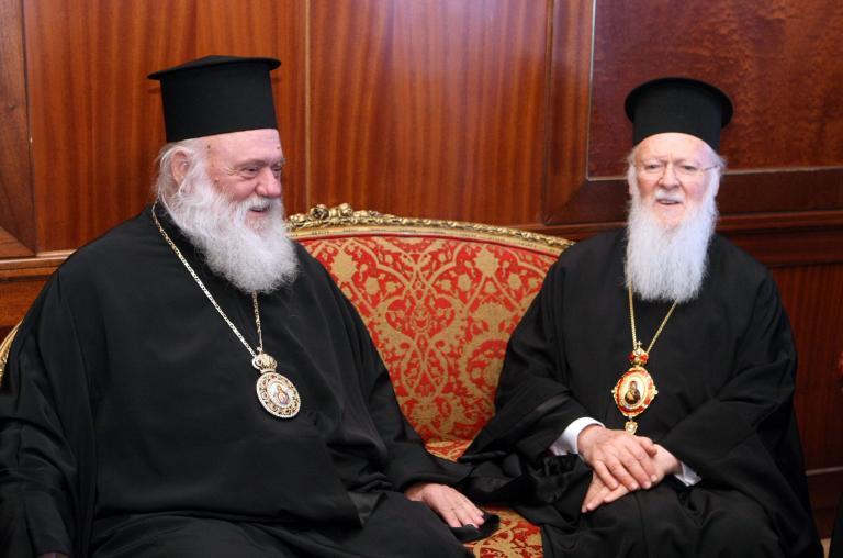 Στο ΣτΕ η διαμάχη Πατριαρχείου και Αρχιεπισκοπής Αθηνών | tanea.gr
