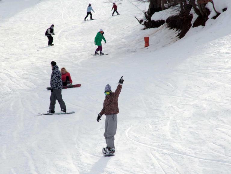 Σκι και τη Μεγάλη Εβδομάδα, αν χιονίσει   tanea.gr