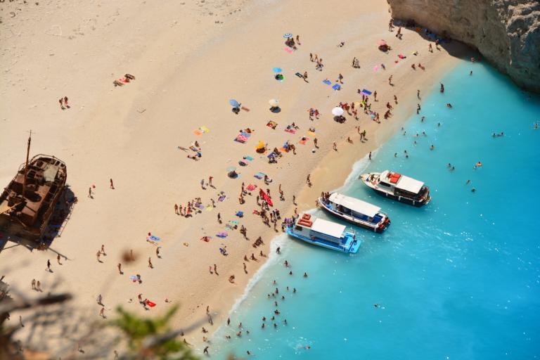 Ως κορυφαίος προορισμός στην Ευρώπη βραβεύτηκε η Ελλάδα | tanea.gr