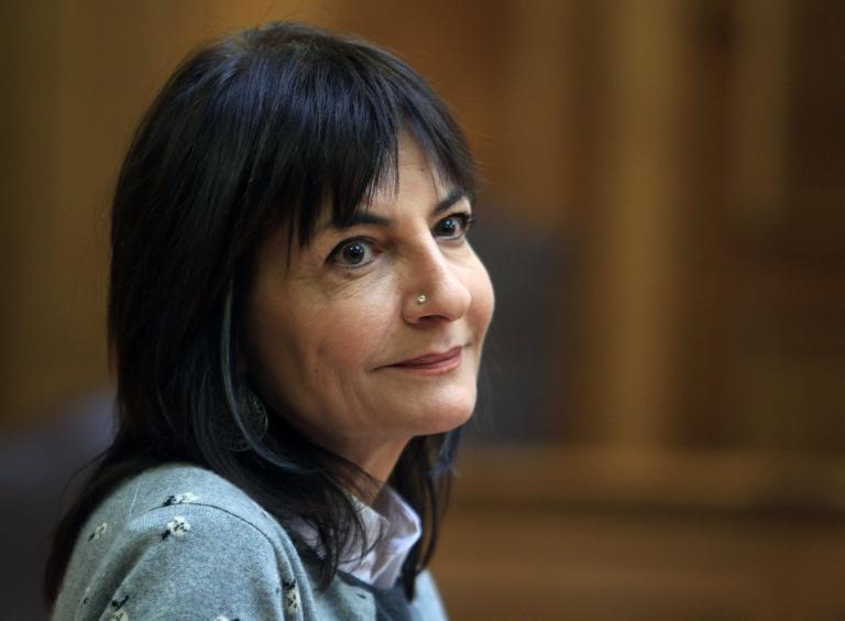 Η Αντιγόνη Λυμπεράκη νέα Γενική Διευθύντρια του SolidarityNow | tanea.gr
