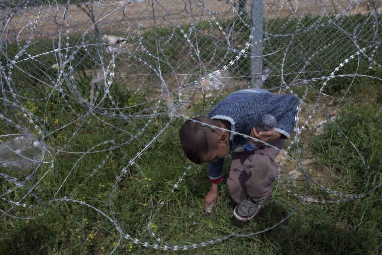ΟΗΕ: Καταπιεστική η μεταναστευτική πολιτική ΗΠΑ και Ευρώπης | tanea.gr