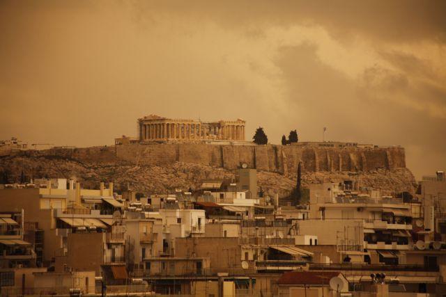 Καιρός: Αποπνικτικό Σαββατοκύριακο με εικόνες… Σαχάρας | tanea.gr