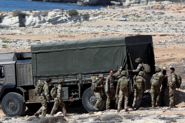 Βρετανός στρατιώτης έχασε τη ζωή του πολεμώντας τον ISIS   tanea.gr