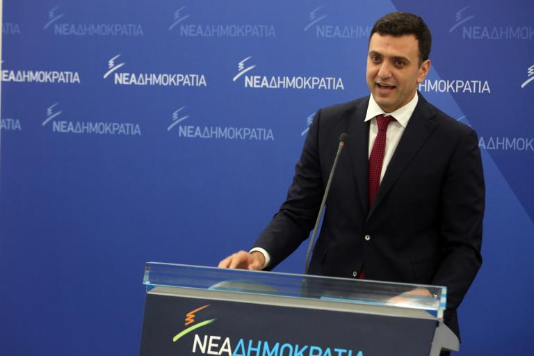 Κικίλιας: Εξωτερική πολιτική με μπακαλόχαρτα δε γίνεται | tanea.gr