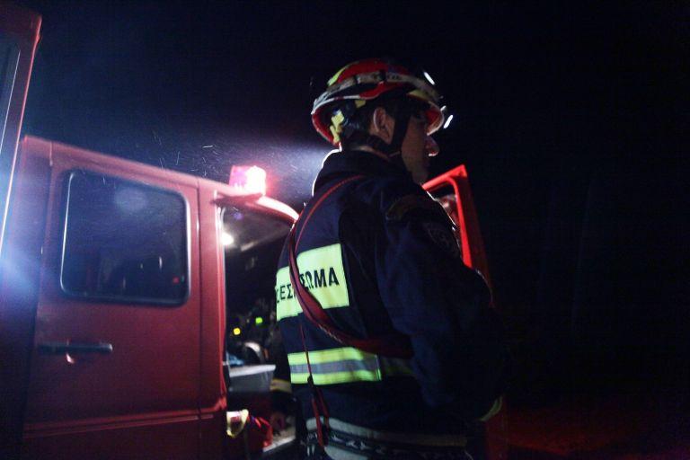 Θεσσαλονίκη: Λεωφορείο τυλίχθηκε στις φλόγες κοντά σε βενζινάδικο   tanea.gr
