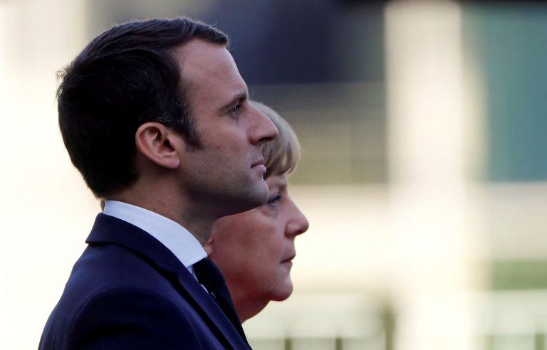 «Η ώρα της αλήθειας» στη συνάντηση μεταξύ Μέρκελ και Μακρόν   tanea.gr