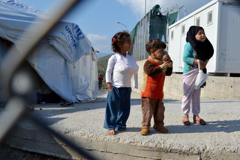 Το πρώτο νηπιαγωγείο σε προσφυγικό καταυλισμό   tanea.gr