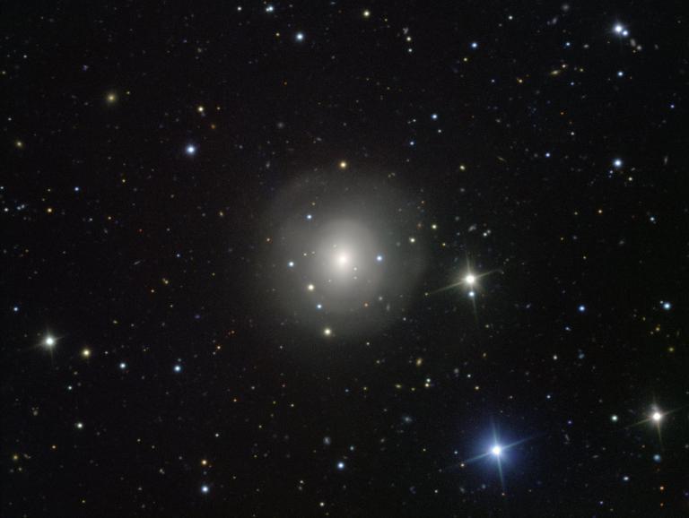 Ο πρώτος γαλαξίας χωρίς ίχνος σκοτεινής ύλης (βίντεο) | tanea.gr