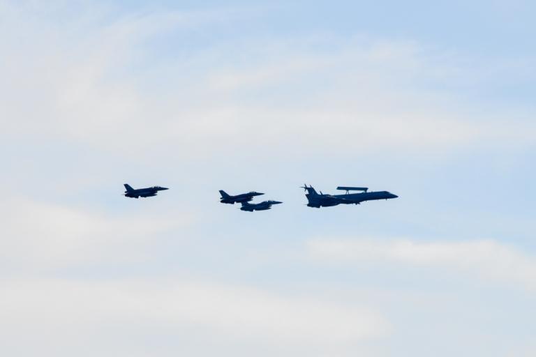 Ισραηλινά πολεμικά αεροσκάφη στο FIR της Κυπριακής Δημοκρατίας | tanea.gr