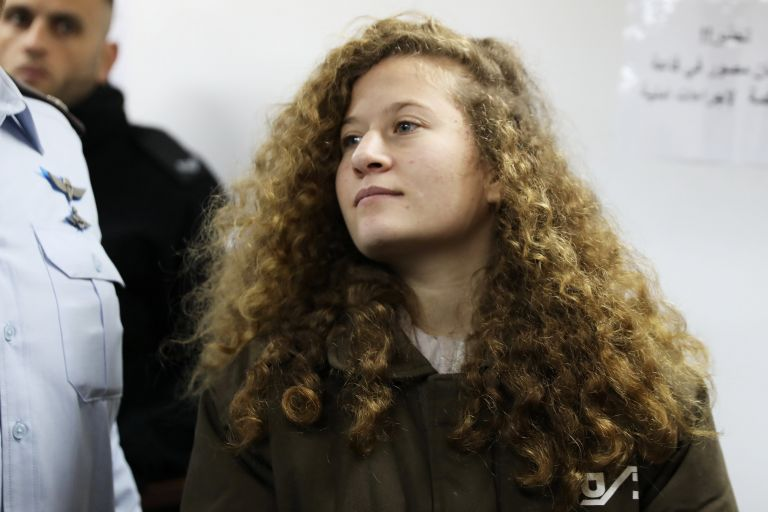 Ενοχη δήλωσε η Α. Ταμίμι για να εκτίσει μικρότερη ποινή | tanea.gr