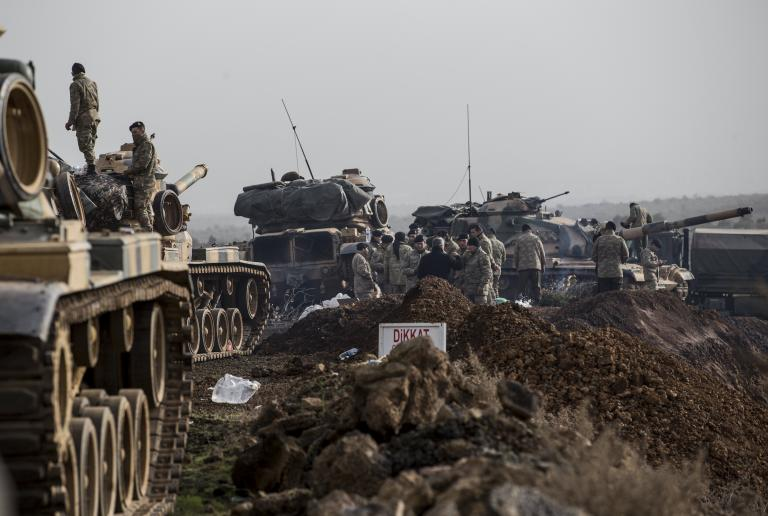 Die Welt: Απώλεια ικανοτήτων στον τουρκικό στρατό   tanea.gr