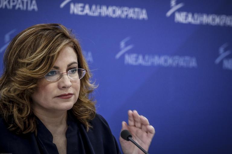 Σπυράκη: Ποιες οι ενέργειες της κυβέρνησης για τους δύο στρατιωτικούς | tanea.gr