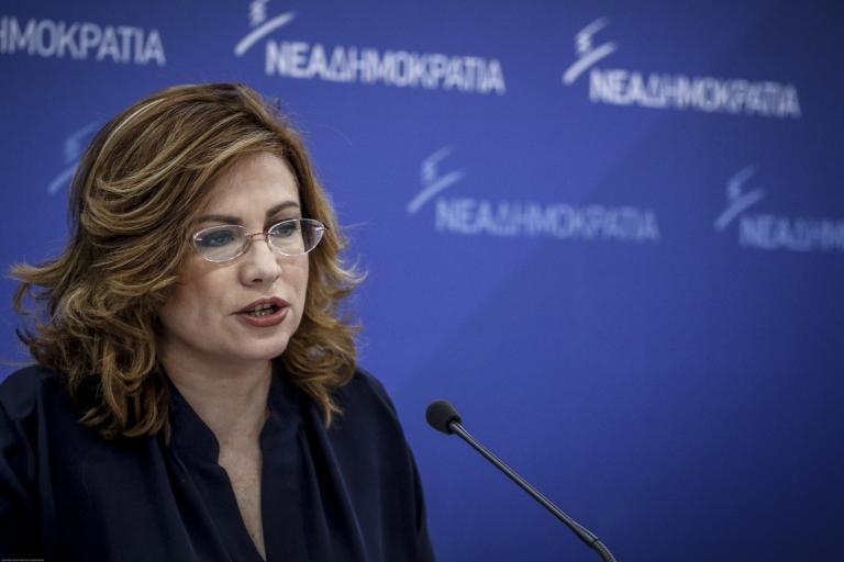 Σπυράκη: Αδύναμος πρωθυπουργός ο κ. Τσίπρας | tanea.gr