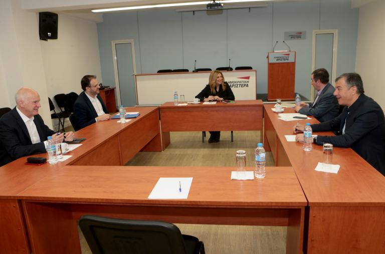 Κίνημα Αλλαγής: Με διαφωνίες προς το Συνέδριο | tanea.gr
