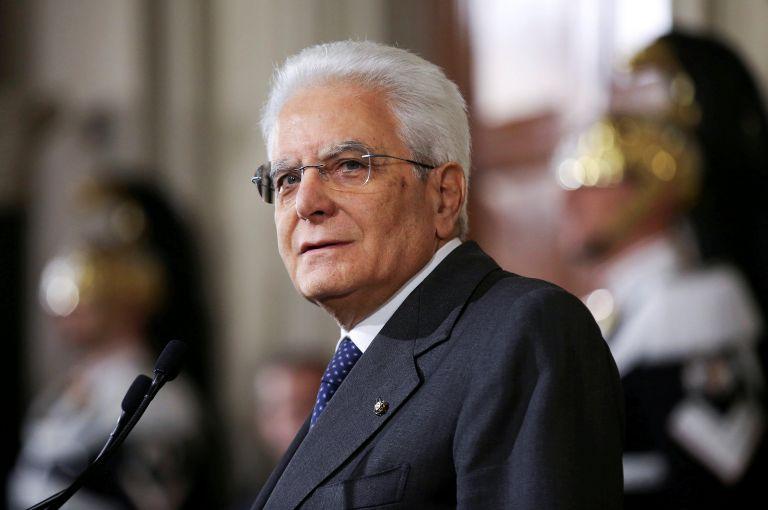 Ιταλία: Η ΕΕ εμπιστεύεται τον Ματαρέλα για το σχηματισμό κυβέρνησης | tanea.gr