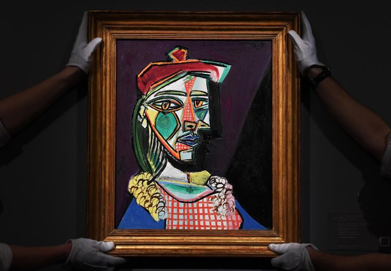 Ρεκόρ πωλήσεων για πίνακες με την υπογραφή του Πικάσο | tanea.gr