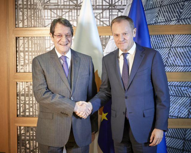 Δεδομένη η στήριξη της ΕΕ στο θέμα της ΑΟΖ | tanea.gr