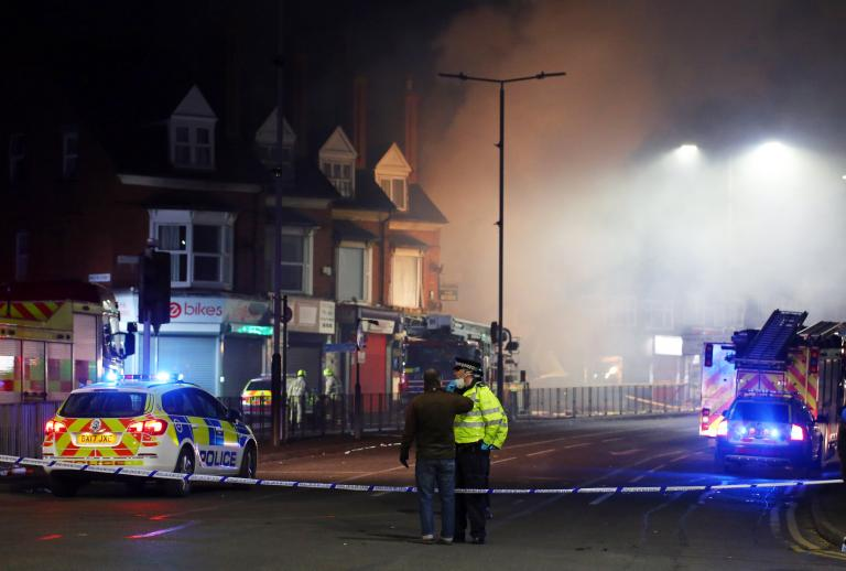 Βρετανία: Τρεις συλλήψεις για τη φονική έκρηξη στο Λέστερ | tanea.gr