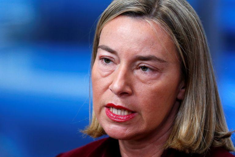 Μογκερίνι: Η Τουρκία να αποφεύγει απειλές κατά μελών της ΕΕ   tanea.gr