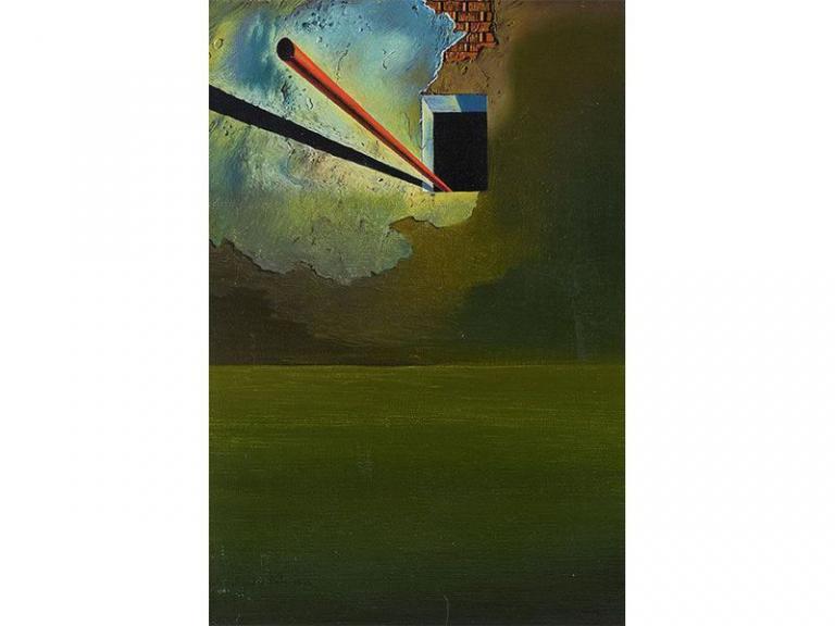 Στο «φως» μετά από 75 χρόνια ξεχασμένος πίνακας του Νταλί | tanea.gr