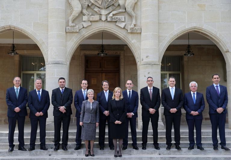 Κύπρος: Ανέλαβε καθήκοντα το νέο υπουργικό συμβούλιο | tanea.gr