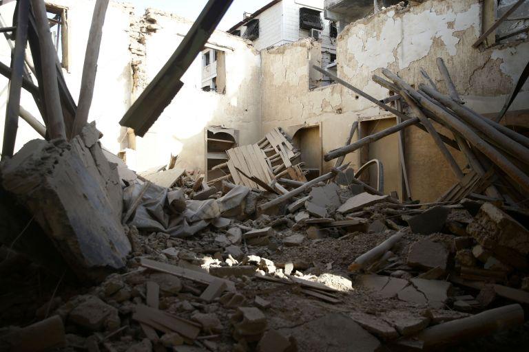 Διαβουλεύσεις με γαλλική πρωτοβουλία για τη Συρία | tanea.gr
