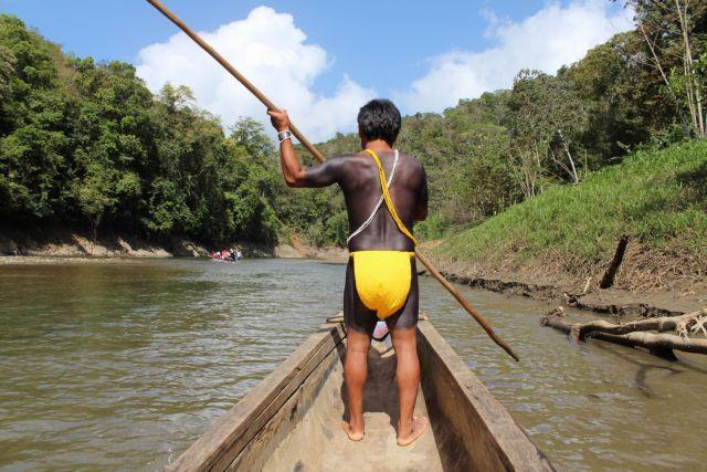 Μία ημέρα με τους ιθαγενείς Εμπερά του Παναμά | tanea.gr