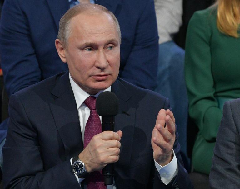 Αποδείξεις για τη ρωσική εμπλοκή στις αμερικανικές εκλογές, ζήτησε ο Πούτιν | tanea.gr
