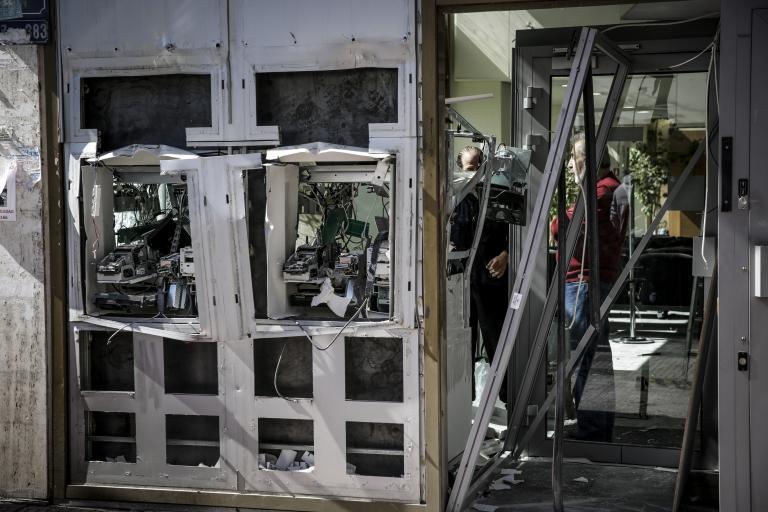 ΑΤΜ… βόμβα στην Αγία Παρασκευή – Αποκλείστηκε η περιοχή   tanea.gr