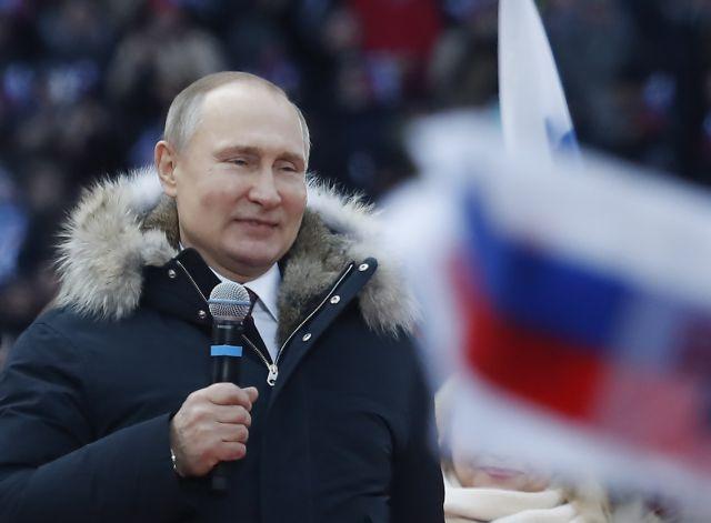 Πούτιν: Η επόμενη δεκαετία θα σημαδευτεί από τις λαμπρές νίκες μας | tanea.gr