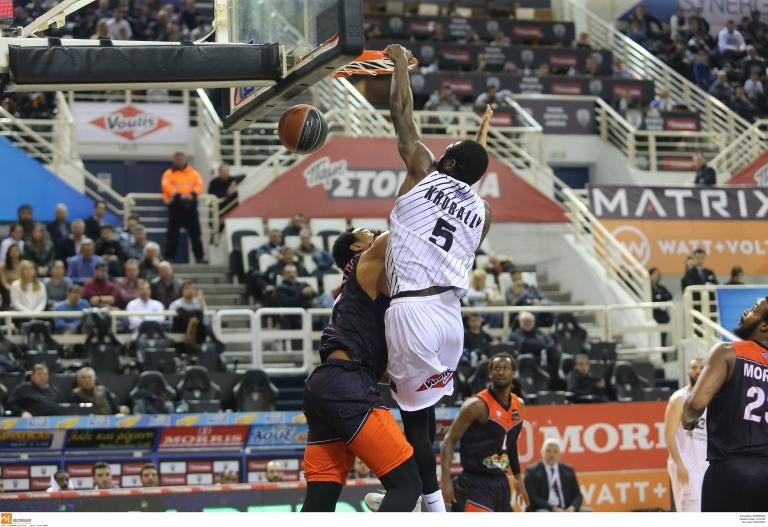Α1 μπάσκετ: Νίκησαν ΠΑΟΚ, Κύμη, Λαύριο και Πανιώνιος | tanea.gr
