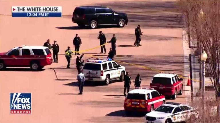 ΗΠΑ: Ανδρας αυτοκτόνησε έξω από το Λευκό Οίκο | tanea.gr