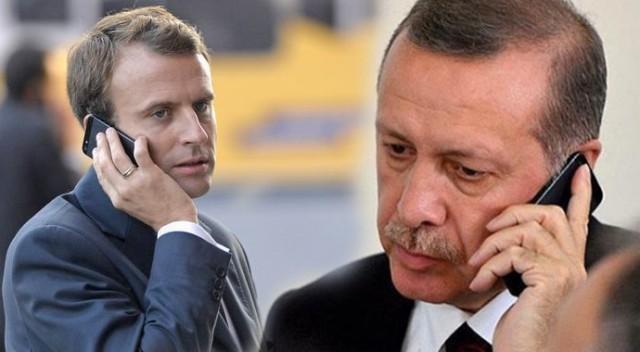 Συνομιλία Μακρόν – Ερντογάν για την κατάσταση στη Συρία | tanea.gr