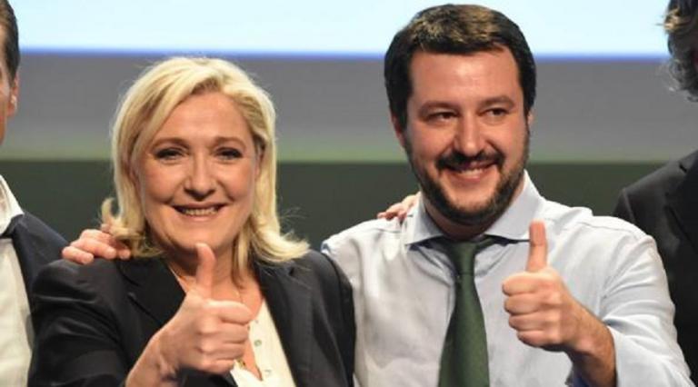 Ο ακροδεξιός Ματέο Σαλβίνι θέλει να γίνει πρωθυπουργός της Ιταλίας | tanea.gr