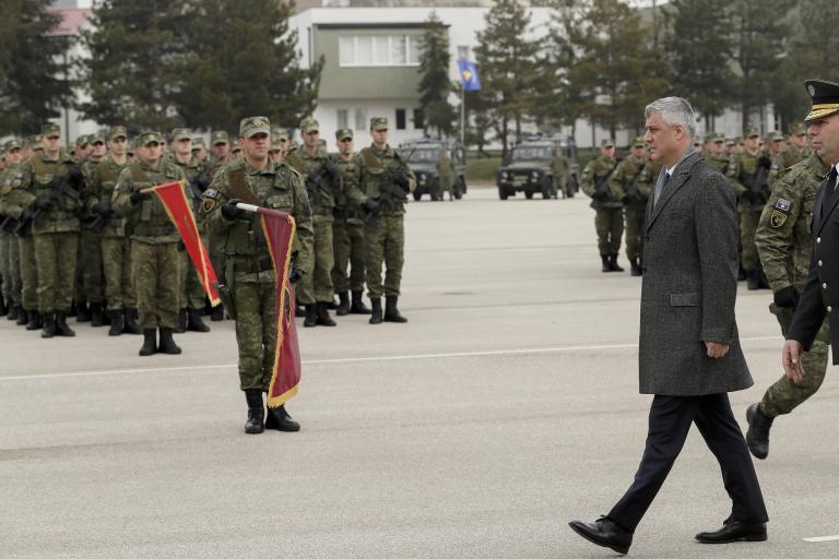 Ισχυρότερη παρουσία στα Βαλκάνια προαναγγέλουν οι ΗΠΑ | tanea.gr