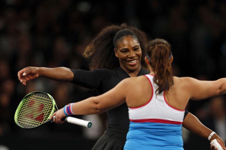Τένις: Ενθουσιασμένη για την επιστροφή της η Σερένα Ουίλιαμς | tanea.gr
