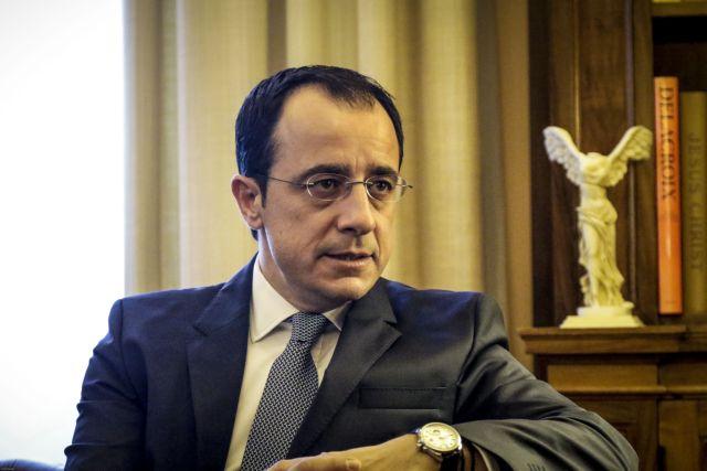 Χριστοδουλίδης: Η Τουρκία δεν επιθυμεί επανέναρξη των συνομιλιών | tanea.gr