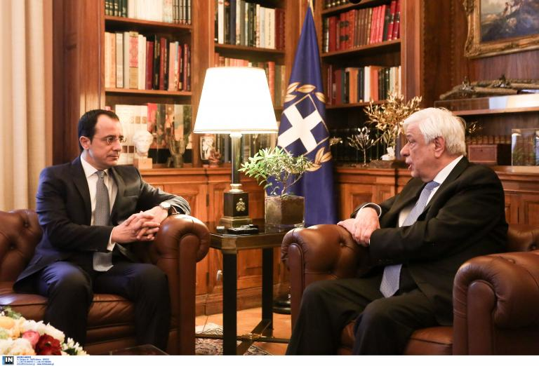Παυλόπουλος: Η Τουρκία έχει χρέος να σέβεται στο ακέραιο το Διεθνές Δίκαιο | tanea.gr