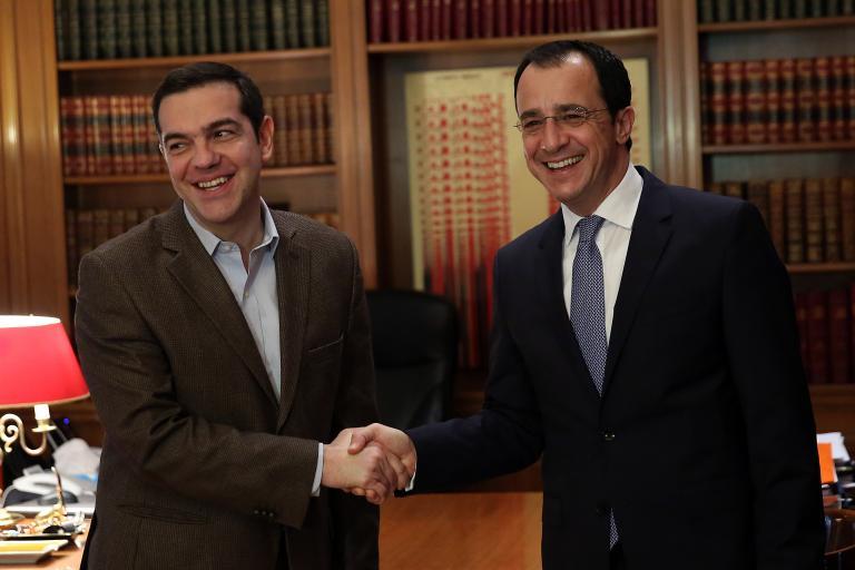 Συνάντηση Τσίπρα-Χριστοδουλίδη: Στο επίκεντρο οι τουρκικές προκλήσεις | tanea.gr